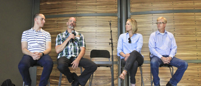 Food Business Unpacked is a quarterly panel discussion sponsored by RAIN Eugene!